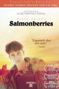 Salmonberries as Bingo-Chuck