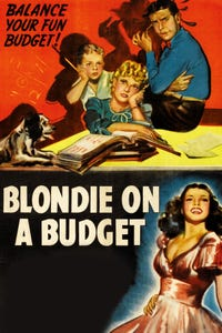 Blondie on a Budget as Ticket Agent