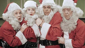 I Love Lucy Gets Colorized For Christmas and Finally Goes Blu-ray