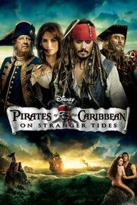 Pirates of the Caribbean: On Stranger Tides as Blackbeard