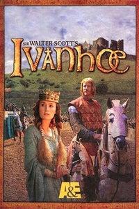 Ivanhoe as Lady Rowena