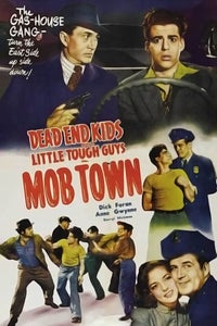 Mob Town as Judge Luther Bryson