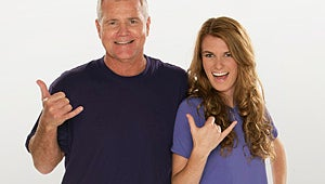 """Amazing Race's Steve and Allie: Elimination """"Hard to Swallow"""""""