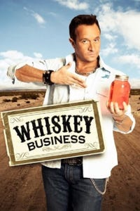 Whiskey Business as Trina