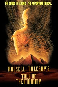 Russell Mulcahy's Tale of the Mummy as Burke