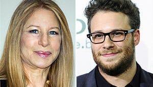 Barbra Streisand, Seth Rogen to Road Trip in My Mother's Curse