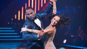 Dancing With the Stars' Cheryl Burke and Ray Lewis Withdraw Due to Injury