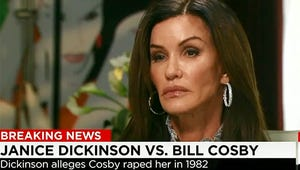 Janice Dickinson: Bill Cosby Should Acknowledge He's a Monster and He Raped Me