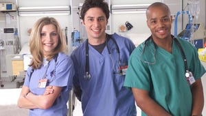 Scrubs' Zach Braff and Donald Faison Start a Podcast to Revisit Their Favorite Show Moments