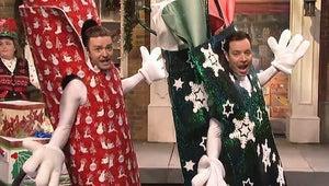 Jimmy Fallon and Justin Timberlake Close Out 2013 on SNL