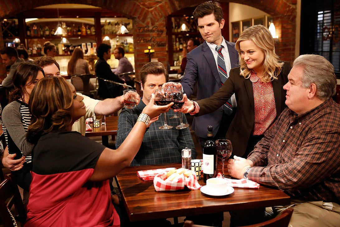 Parks and Recreation, Amy Poehler