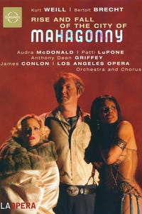Rise and Fall of the City of Mahagonny (Los Angeles Opera) as Leocadia Begbick
