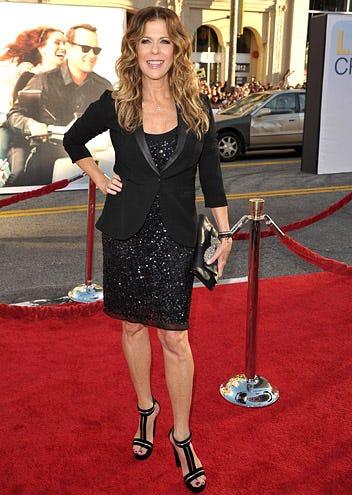 """Rita Wilson - The """"Larry Crowne"""" Los Anglees premiere, June 27, 2011"""