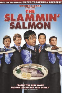 The Slammin' Salmon as Horace the Lone Diner