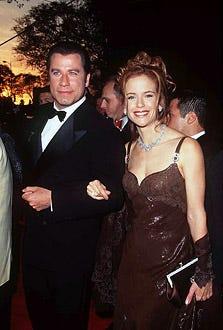 John Travolta and Kelly Preston - The 68th Annual Academy Awards, March 25, 1996