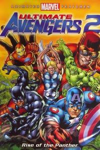 Ultimate Avengers II as Black Widow/Natalia Romanoff