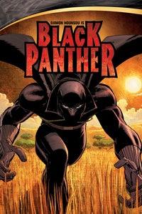 Black Panther as Princess Shuri