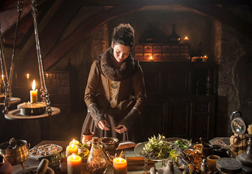 Outlander – Season 2 – Caitriona Balfe