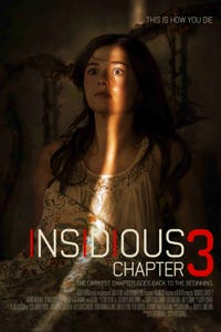 Insidious: Chapter 3 as Dr. Henderson
