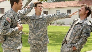 """Enlisted Offers a New Spin on the Workplace Comedy: """"Our Dunder Mifflin Is the U.S. Military"""""""