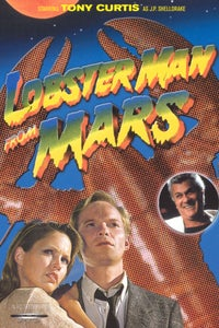 Lobster Man from Mars as Lou