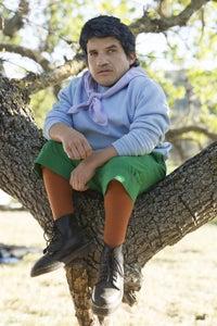 Mark Povinelli as Tiny