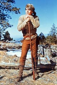 Fess Parker as James J. Andrews