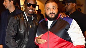 """DJ Khaled and Sean """"Diddy"""" Combs Join Judges Panel for The Four"""