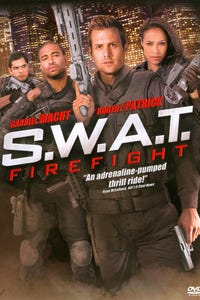 S.W.A.T.: Firefight as Inspector Hollander