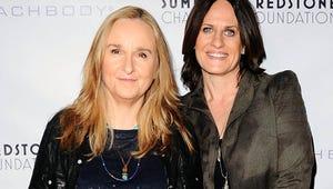 Melissa Etheridge Marries Nurse Jackie Creator Linda Wallem