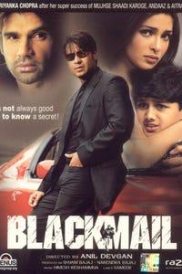 Blackmail as Chhota
