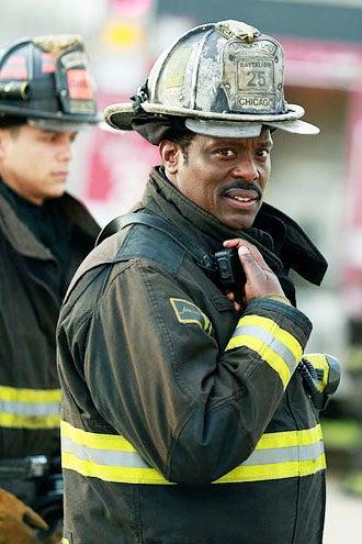 "Chicago Fire - Season 1 - ""A Hell of a Ride "" - Eamonn Walker"