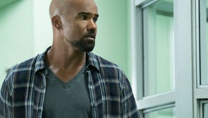 """Shemar Moore Wants You to Take the """"Thrill Ride"""" That Is S.W.A.T."""