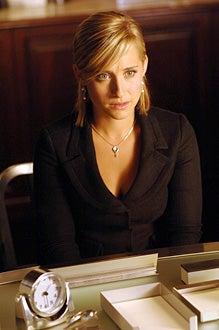 """Smallville - Allison Mack as """"Chloe Sullivan"""""""