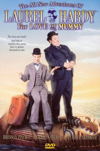 All New Adventures of Laurel & Hardy: For Love or Mummy as Prof. Covington