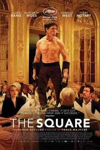 The Square as Anne