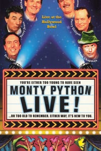 Monty Python Live at the Hollywood Bowl as Argument customer