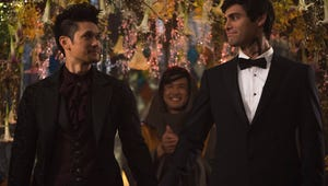 Shadowhunters' Matthew Daddario and Harry Shum Jr. Say Malec's Wedding Was a 'Perfect' Ending