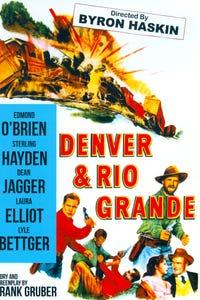 Denver & Rio Grande as McCabe
