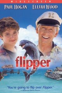 Flipper as Sandy
