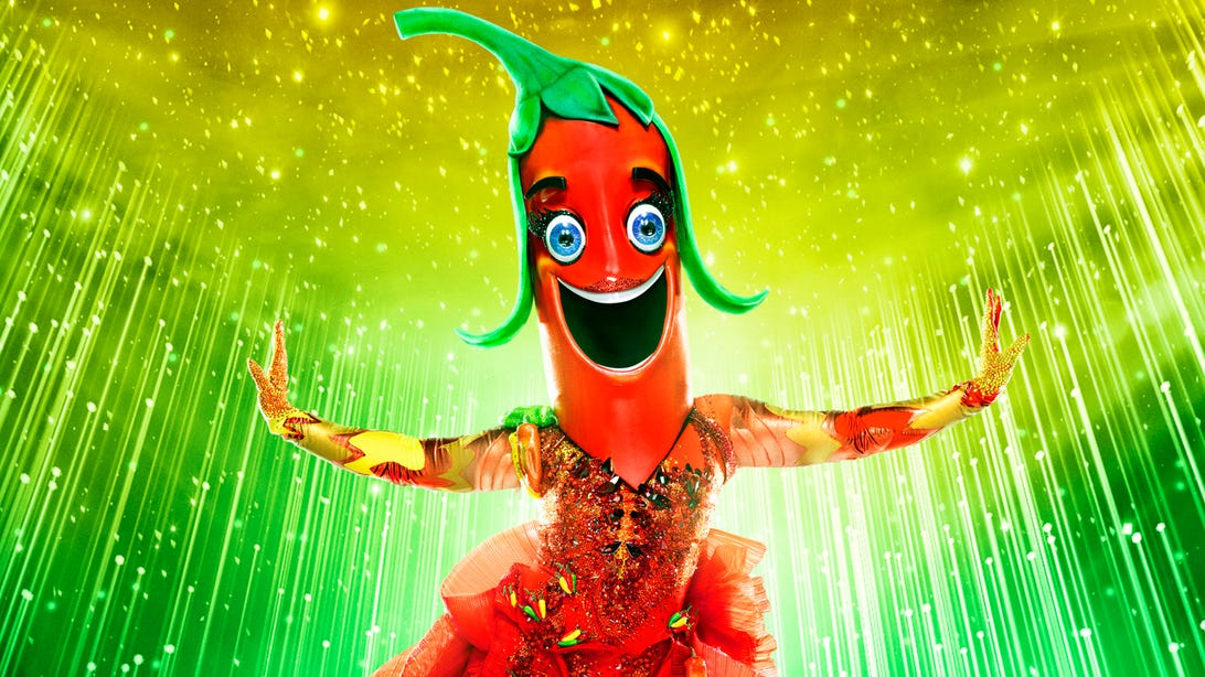 Pepper, The Masked Singer