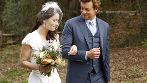 The Mentalist Series Finale Recap: A Serial Killer Crashes Jane and Lisbon's Wedding