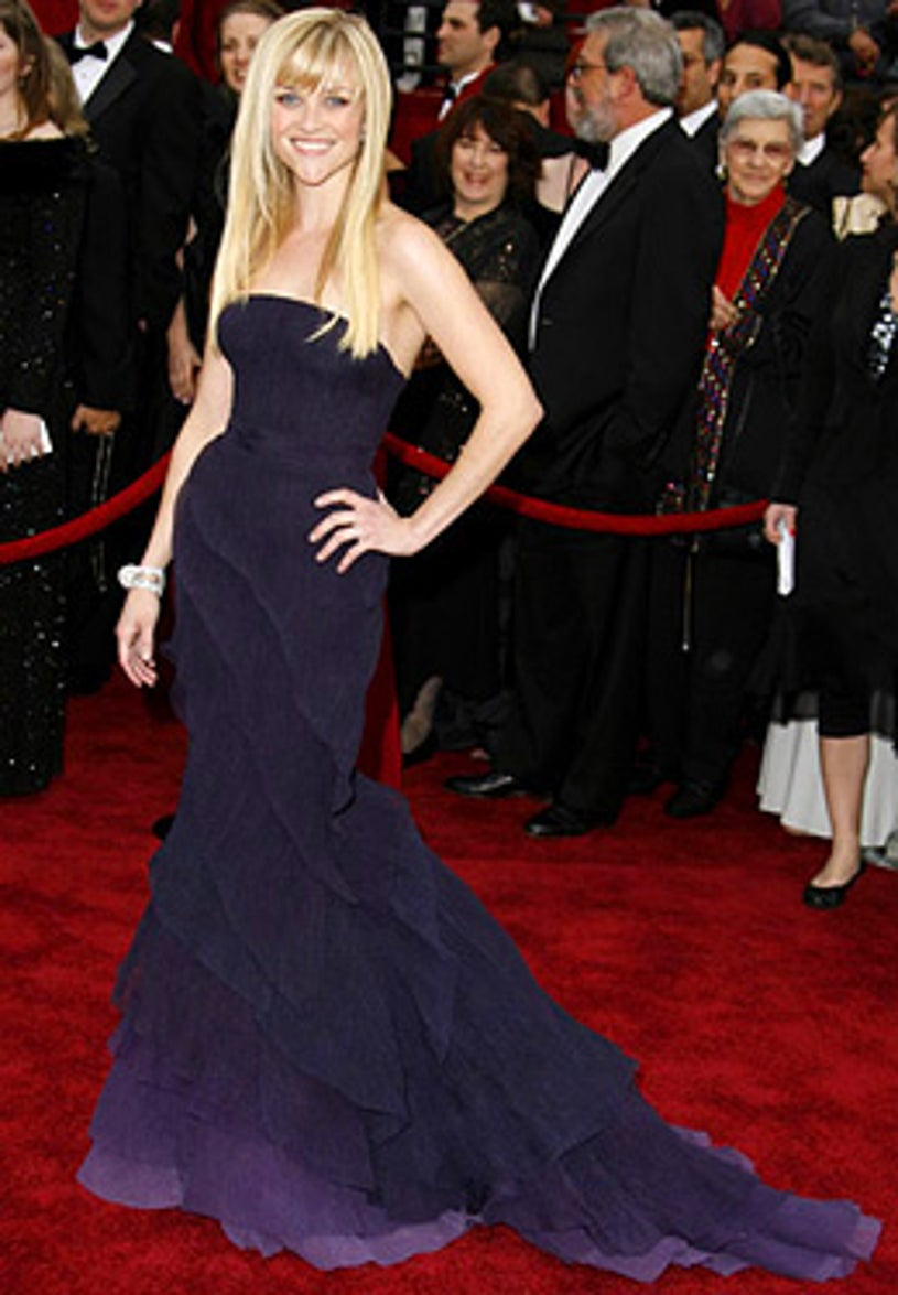 Reese Witherspoon - 2007 Academy Awards, Feb. 25, 2007