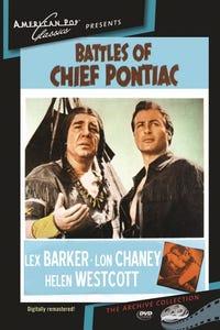The Battles of Chief Pontiac as Chief Pontiac