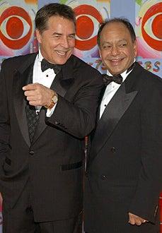 Don Johnson and Cheech Marin - CBS at 75 - 2003