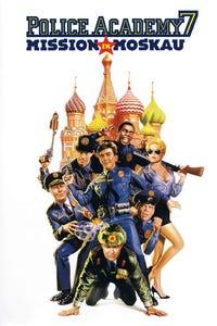 Scuola di polizia 7 - Missione a Mosca