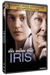 Iris as Young John Bayley