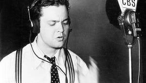 Peter Bogdanovich on the Night Orson Welles Punk'd America