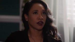 The Flash Season 7 Trailer Previews Iris' Descent Into Madness in the Mirrorverse