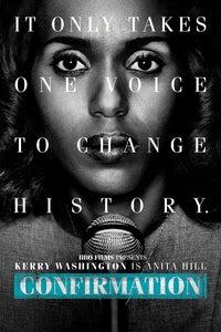 Confirmation as Anita Hill